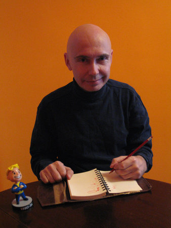 Photo of Harold Goldberg
