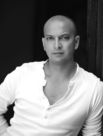 Photo of H. M. Naqvi