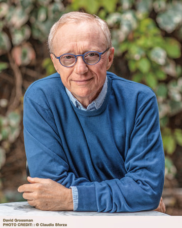 Photo of David Grossman