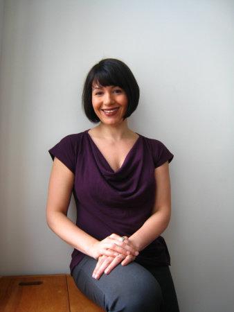 Photo of Michelle Goldberg