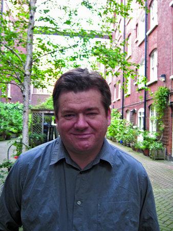 Photo of Jonathan Jones