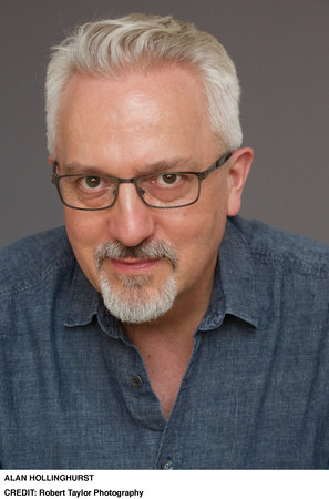 Photo of Alan Hollinghurst