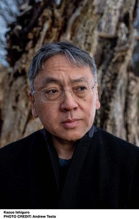 Photo of Kazuo Ishiguro