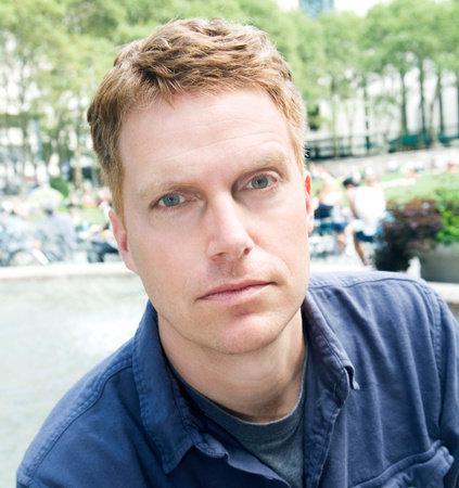 Photo of Adam Sternbergh