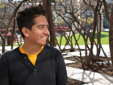 Photo of Daniel Alarcón