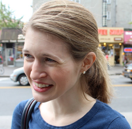 Photo of Katherine Zoepf