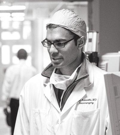 Photo of Paul Kalanithi