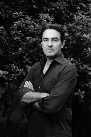 Photo of Juan Gabriel Vásquez