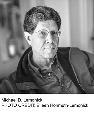 Photo of Michael D. Lemonick