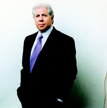 Photo of Carl Bernstein