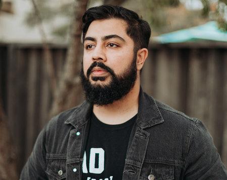 Photo of Jamil Jan Kochai