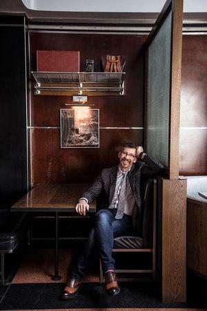 Photo of John O. Morisano