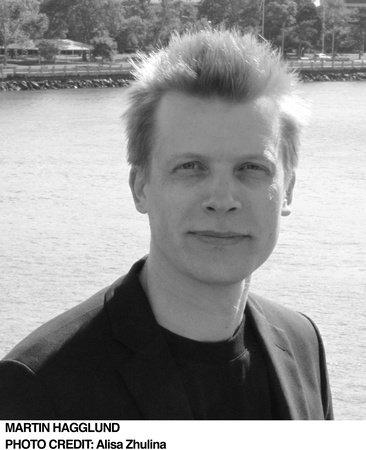 Photo of Martin Hägglund