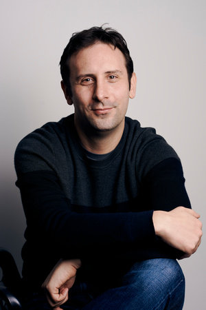 Photo of Nick de Semlyen