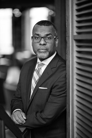 Photo of Eddie S. Glaude Jr.