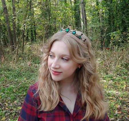 Photo of Sarah Hogle