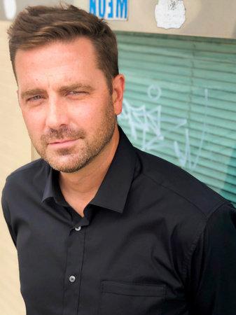 Photo of Matthew Norman