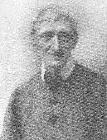 Photo of John Henry Newman