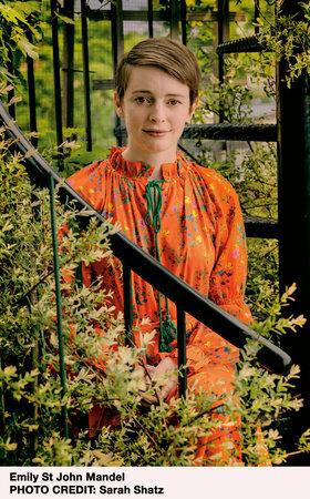 Photo of Emily St. John Mandel