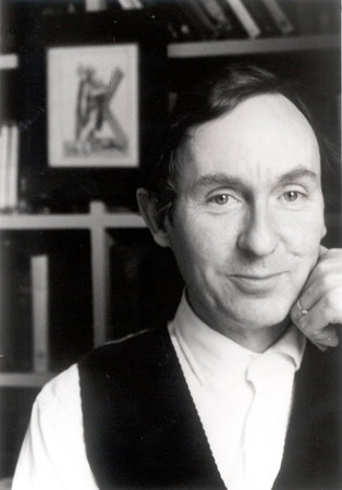 Photo of A. N. Wilson