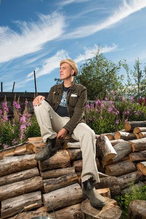 Photo of Dave Bidini