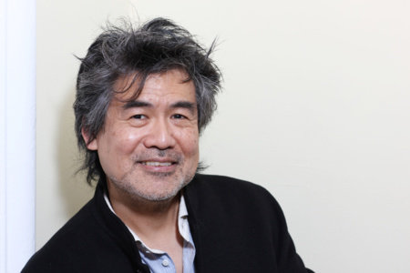 Photo of David Henry Hwang
