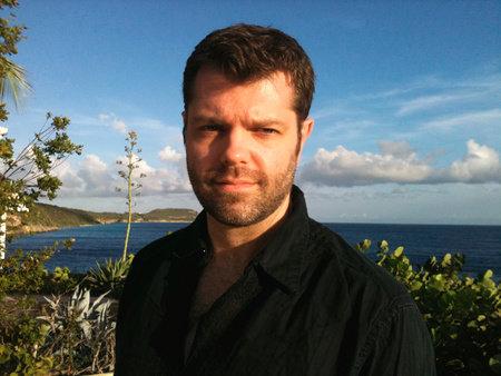 Photo of Patrick Tucker