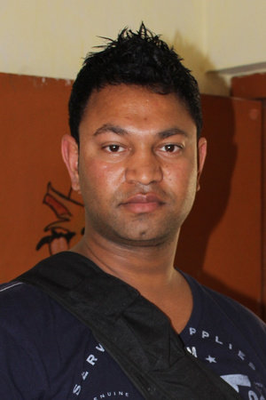Photo of Saroo Brierley