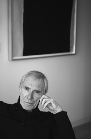 Photo of Mark Strand