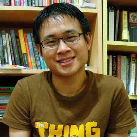 Photo of Sonny Liew