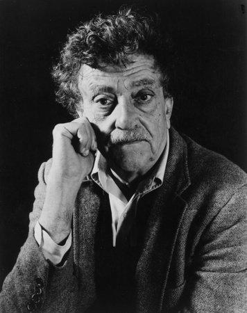 Photo of Kurt Vonnegut