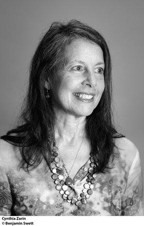 Photo of Cynthia Zarin