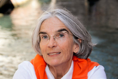Photo of Donna Leon
