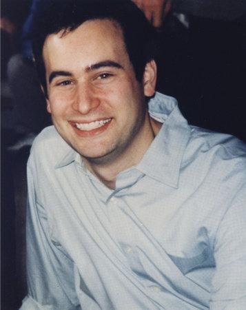 Photo of David Levithan