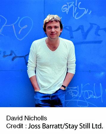 Photo of David Nicholls