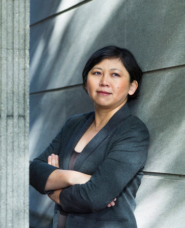 Photo of Yiyun Li