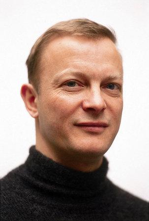 Photo of Hugh Willbourn