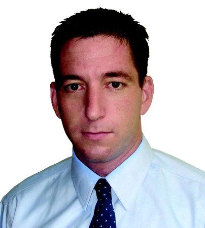 Photo of Glenn Greenwald