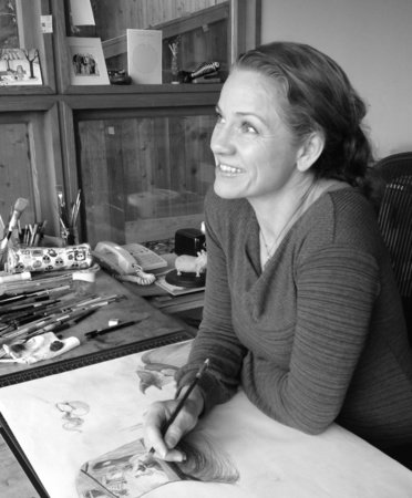 Photo of Alexandra Boiger