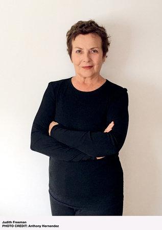 Photo of Judith Freeman
