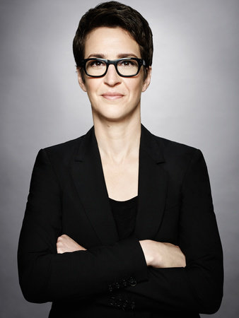 Photo of Rachel Maddow