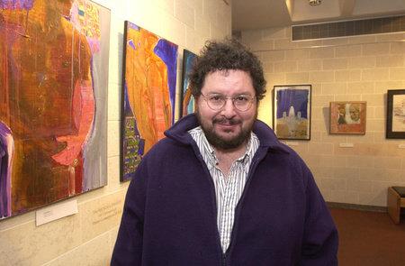 Photo of David Gelernter