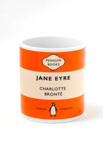 Pen 14 oz Mug: Jane Eyre (Or)