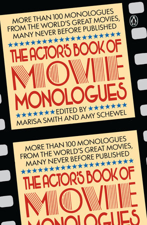 The Actor's Book of Movie Monologues by