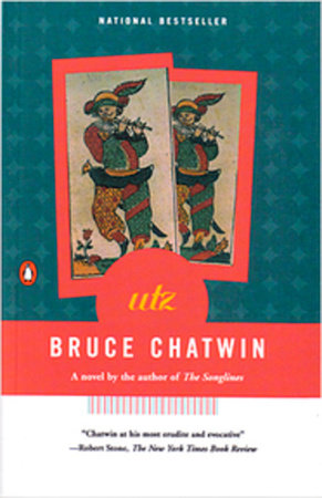 Utz by Bruce Chatwin