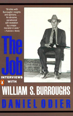The Job by Daniel Odier and William S. Burroughs