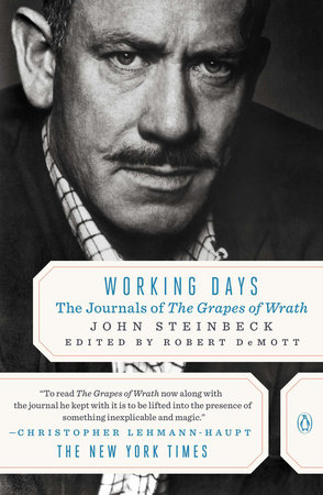 Working Days by John Steinbeck