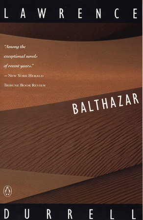 Balthasar by Lawrence Durrell