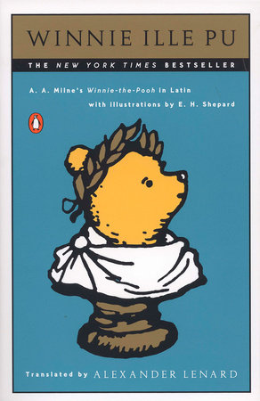 Winnie Ille Pu by A. A. Milne