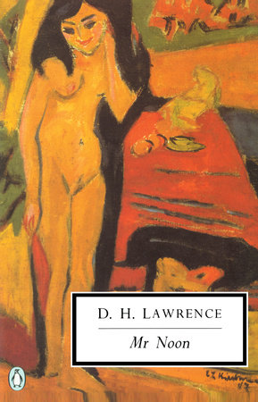 Mr Noon by D. H. Lawrence